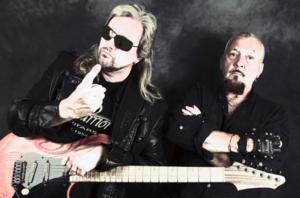 AL ATKINS/PAUL MAY Project to Release Album 'Empire Of Destruction,' 9/29
