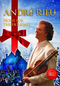 André Rieu to Release HOME FOR THE HOLIDAYS on October 30 on CD, DVD and Blu-ray