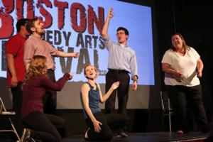 ImprovBoston to Host 6th Annual Boston Comedy Arts Festival, 9/10-14