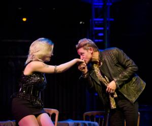 BWW Reviews: TONIGHT'S THE NIGHT, New Wimbledon Theatre, March 17 2014