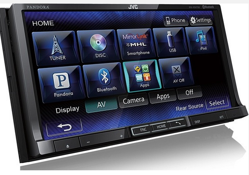 JVC MOBILE Unveils 2013 Product Lineup