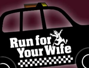Dunfield Theatre Cambridge to Present RUN FOR YOUR WIFE, 4/16-5/4