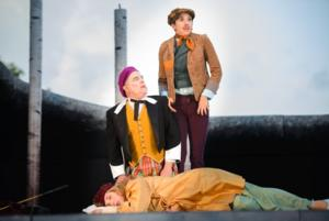 BWW Reviews: GA Shakespeare's AS YOU LIKE IT is a  Delightful Shakespearean Cartoon