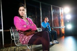 BWW Reviews: CIRCLES, Birmingham Rep, May 15 2014