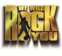 Tompsett & Wooding Take Over As Leads In London WE WILL ROCK YOU From Oct 8