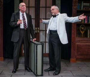 BWW Reviews: An Identity Crisis of Artistic Proportions in THE OLD MASTERS at Washington Stage Guild