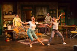 BWW Reviews: Hartford Stage's SOMEWHERE Takes Us Somewhere Between Musical-Comedy and Drama
