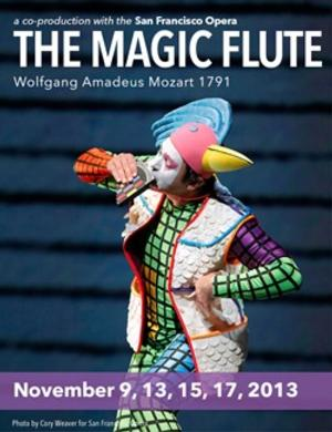 Lyric Opera of Kansas City to Present Mozart's THE MAGIC FLUT, 11/9-17