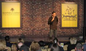 JW Marriott's Bonkerz Comedy Club's Upcoming Acts Include Marc Patrick, Diaz Mackie and More