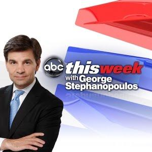 ABC's THIS WEEK Beats NBC's 'Meet the Press' for 5th Week
