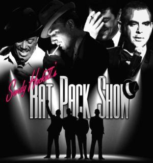 Hackett Miller's 'SANDY HACKETT'S RAT PACK SHOW' Set for Lowell Memorial Auditorium, 4/4