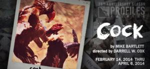 Profiles Continues 25th Anniversary Season with COCK, Now thru 4/6