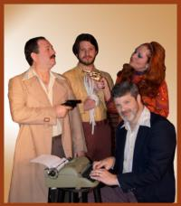 Wilkinson Directs Revival of John Chaffin's DED HERRING at Chaffin's Barn Dinner Theatre 4/4-5/19