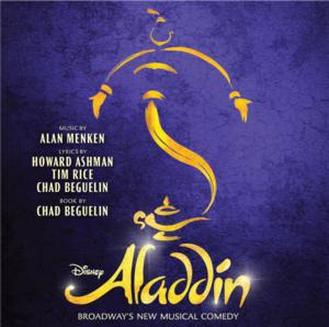ALADDIN Original Broadway Cast Recording Now Streaming