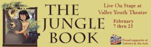 Rudyard Kipling's THE JUNGLE BOOK Opens Today at Valley Youth Theatre