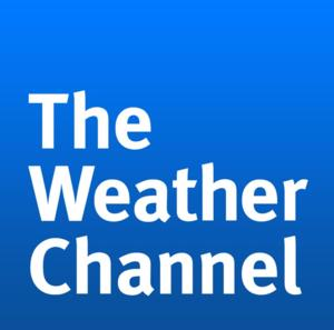 Weather Channel Up from January 2012