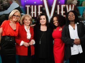 O'Donnell, Vieira & All 11 Hosts of THE VIEW to Reunite Live, 5/15!