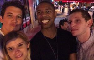Kate Mara Says, 'That's a Wrap!' for FANTASTIC FOUR Filming Via Twitter Selfie