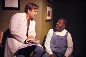 BWW Reviews: VISIONARY MAN Furthers Inspirational Calling of J.B. Murray