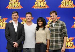 Nigel Harman Stars in I CAN'T SING! THE X Factor Musical, Opening at the London Palladium Tonight