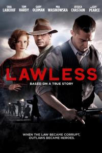 LAWLESS Gets DVD and Blu-ray Release Today
