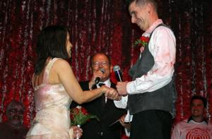 EVIL DEAD THE MUSICAL Now Offering Wedding Packages