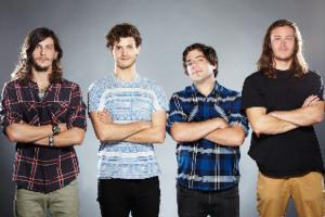 Alternative Rock Band ACIDIC Joins Vans Warped Tour