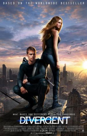 DIVERGENT Tops Digital Movie Purchases & Rentals, Week Ending 7/27