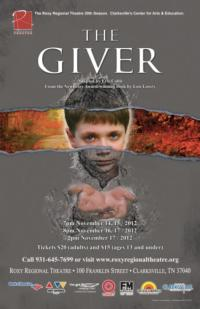 THE GIVER Takes the Roxy Stage, 11/14-17