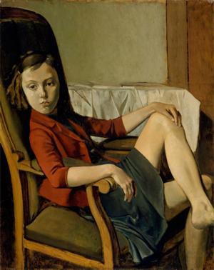 The Met Opens 'Balthus: Cats and Girls' Today