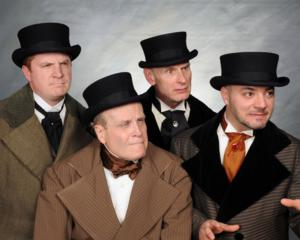 BWW Reviews: Vagabond Players Transforms DR. JEKYLL AND MR. HYDE Into a Thoroughly Modern, Thrilling Production
