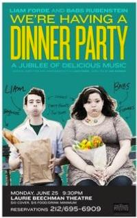 WE'RE HAVING A DINNER PARTY Begins Monthly Engagement at the Duplex, 8/20