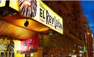 La productora Stage Entertainment podría comprar los teatros Lope de Vega y Coliseum de Madrid
