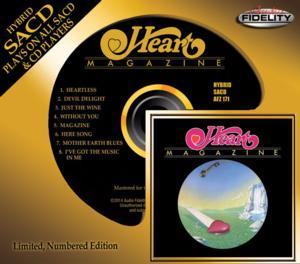 Heart's Legendary Second Album 'Magazine' Gets Reissued