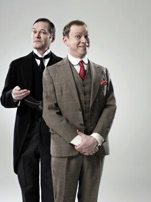 BWW Reviews: JEEVES AND WOOSTER IN PERFECT NONSENSE, Duke of York's Theatre, April 23 2014