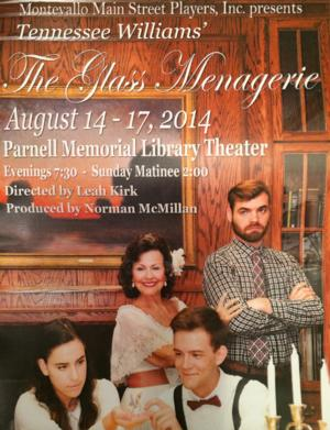 BWW Reviews: THE GLASS MENAGERIE Captivates Audiences
