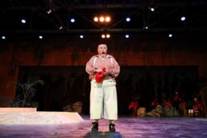 BWW Reviews: SOC Sails to the South Pacific for A MIDSUMMER NIGHT'S DREAM