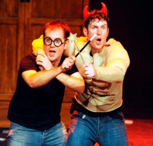EVIL DEAD, POTTED POTTER, CANNIBAL! and More Set for Starvox's 10th Anniversary Season