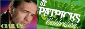 Cleveland POPS Presents CIARÁN: A ST. PATRICK'S CELEBRATION, 3/15