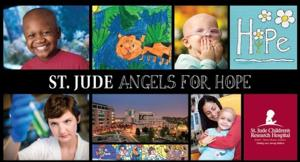 5th ANNUAL ST. JUDE ANGELS FOR HOPE GALA Set for 11/1