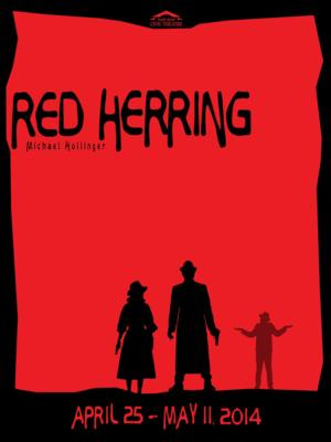 South Bend Civic Theatre to Present RED HERRING, 4/25-5/11