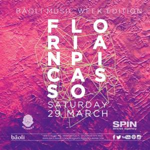 Florian Picasso & Friends Set for Miami's Winter Music Conference