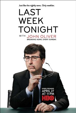 HBO Confirms Title, Launch Date for New JOHN OLIVER Comedy Series!