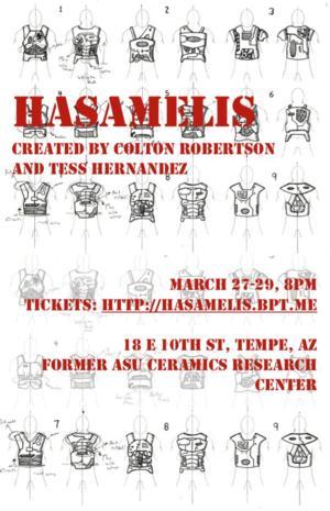 HASAMELIS Begins This Weekend in Tempe