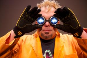 BPA Presents DOKTOR KABOOM! LIVE WIRE! THE ELECTRICITY TOUR Tonight