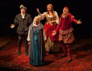 The Old Globe's QUARTET Extends Through August 31
