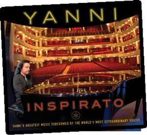 YANNI Releases New Album, INSPIRATO, Available 4/29