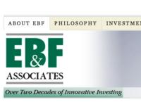 EBF & Associates and Palmstar Media Capital Partner for New Film Financing Venture