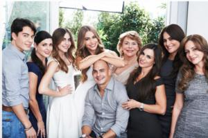 Head & Shoulders Partners with Sofia Vergara and Family