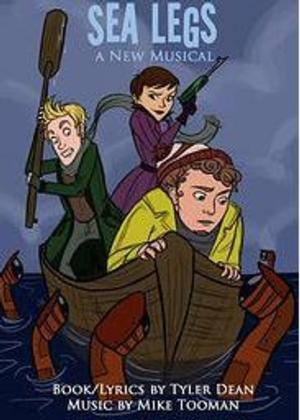 Basement Arts to Present SEA LEGS: A NEW NAUTICAL MUSICAL, 2/21-22